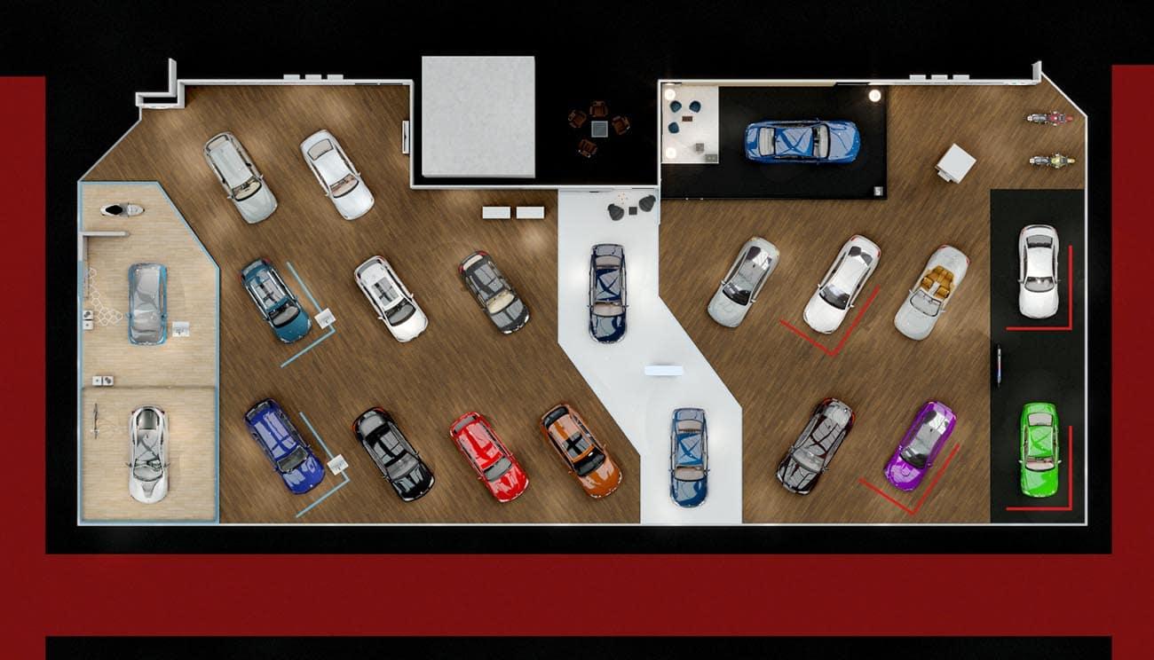 BMW Stand Vienna Autoshow 2017